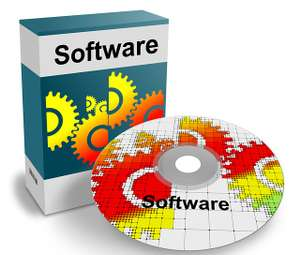 Software auf CD